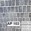 Thumbnail: STENCIL SPRAY PAVIMENTI rotolo da mq 100