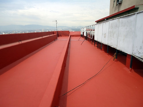 STARFLEX MONO 100 Kg 20 Membrana liquida poliuretanica a solvente