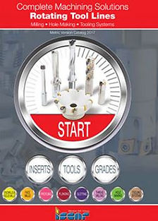 Iscar Rotating Tool Line Catalogue Thumb