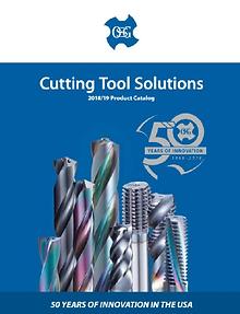 OSG- Cutting Tool Solutions 2018 2019 Pr