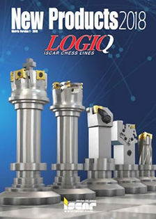 Iscar New Products LOGIQ Catalogue Thumb