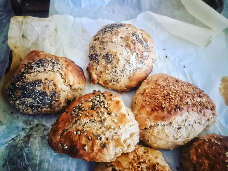 Mes petits pains magiques….
