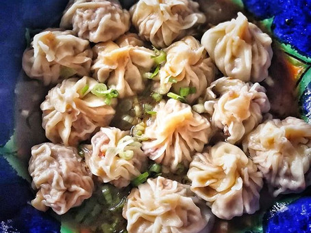 Ravioli, dumplings & Co