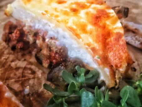 La Moussaka -le goût de la cuisine traditionnelle grecque -