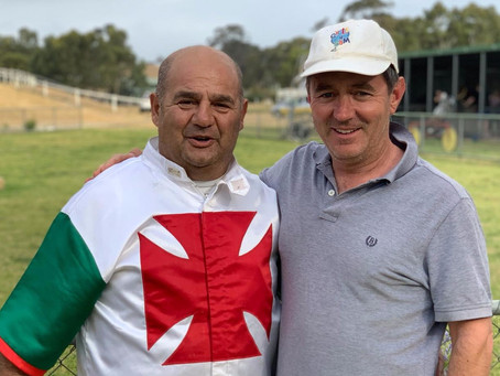 Victorian runner takes out Aldebaran Trotters Cup