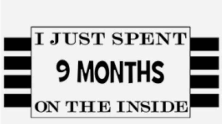 "Infant Baby Rib Bodysuit"" 9 Months on the inside"