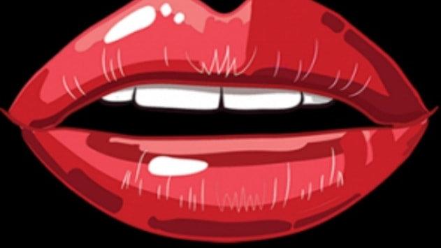 Adult Woman, Face mask 😷 Lips - Mask