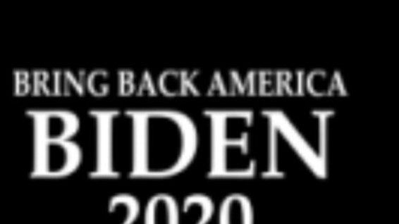 Adult Face mask 😷 Bring Back America Biden  2020