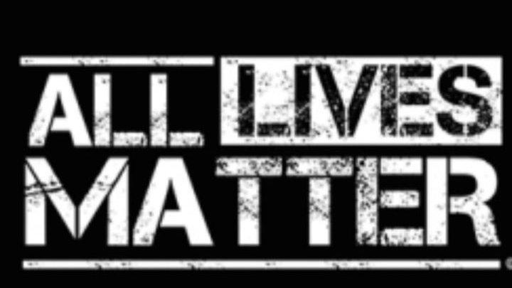 Adult Mask 😷 All Lives Matter