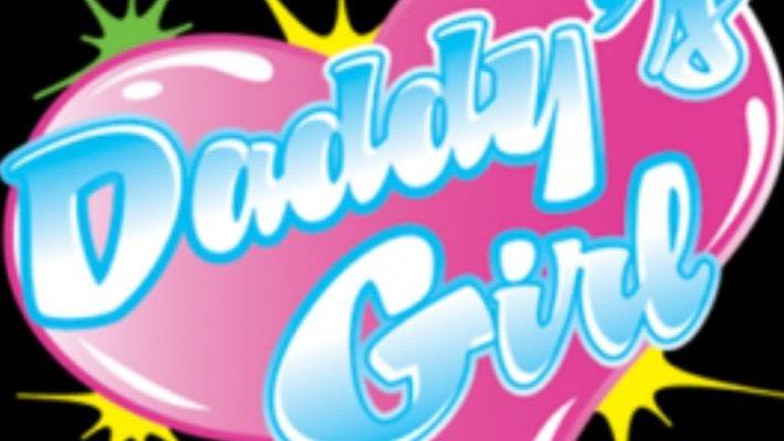 "Kids Shirt ""Daddy's Girl"