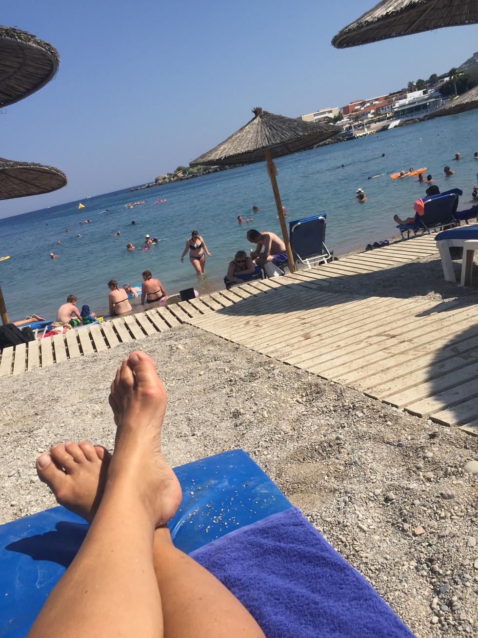 På ferie