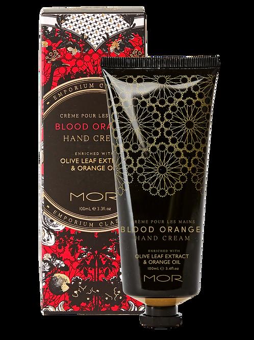 MOR EMPORIUM CLASSICS BLOOD ORANGE HAND CREAM