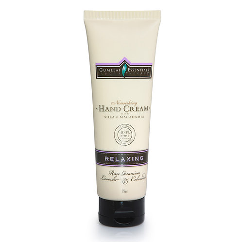 RELAXING HAND CREAM