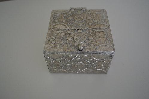 METAL TRINKET BOX