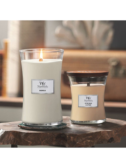 Woodwick Candle Medium - At the Beach