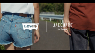 """""""Wareru feat. 5lack- Seiho"""" Music Video with「Levi's® Trucker Jacket with Jacquard™ by Google」"""