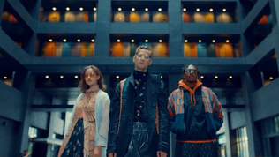 METRONOME Eyewear -Early 2019 Image Movie in Tokyo