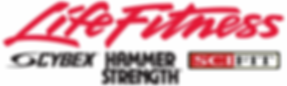 Life Fitness Hammer Strength Cybex SciFit