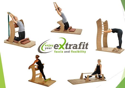 extrafit - Faszien und Beweglichkeit