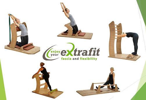 extrafit - Faszien und Beweglichkeit trainieren in Zweibrücken