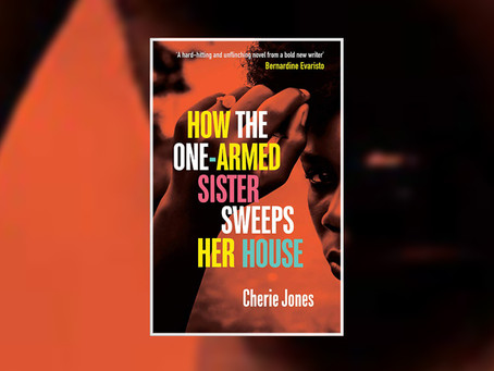 How the One-armed Sister Sweeps her House is as bewitching as it sounds!