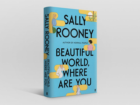 Beautiful story, beautiful characters, beautiful writing - beautiful world - you are here!