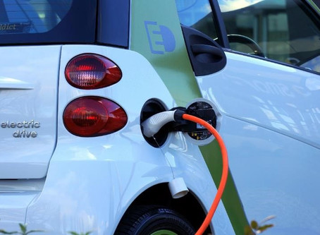 Electric Vehicle Charging Points – 100% Allowances