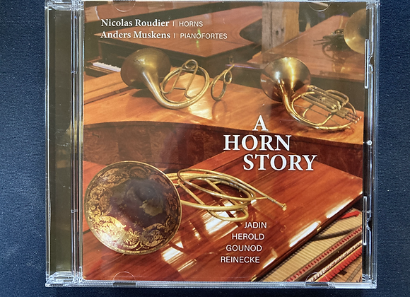 A Horn Story Nicolas Roudier