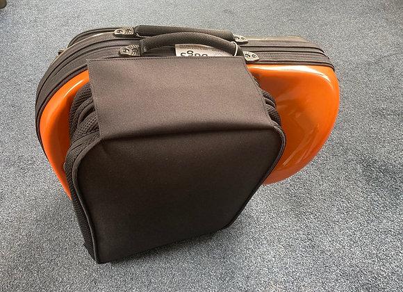 BAGS natuurhoorn koffer