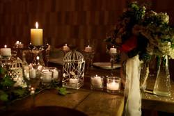 Ambiance bougies