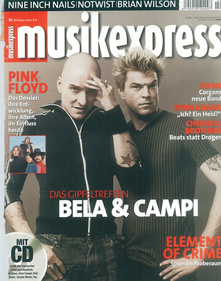 BELA B. & CAMPINO