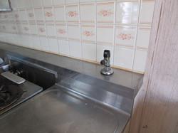 施工前-ガス栓