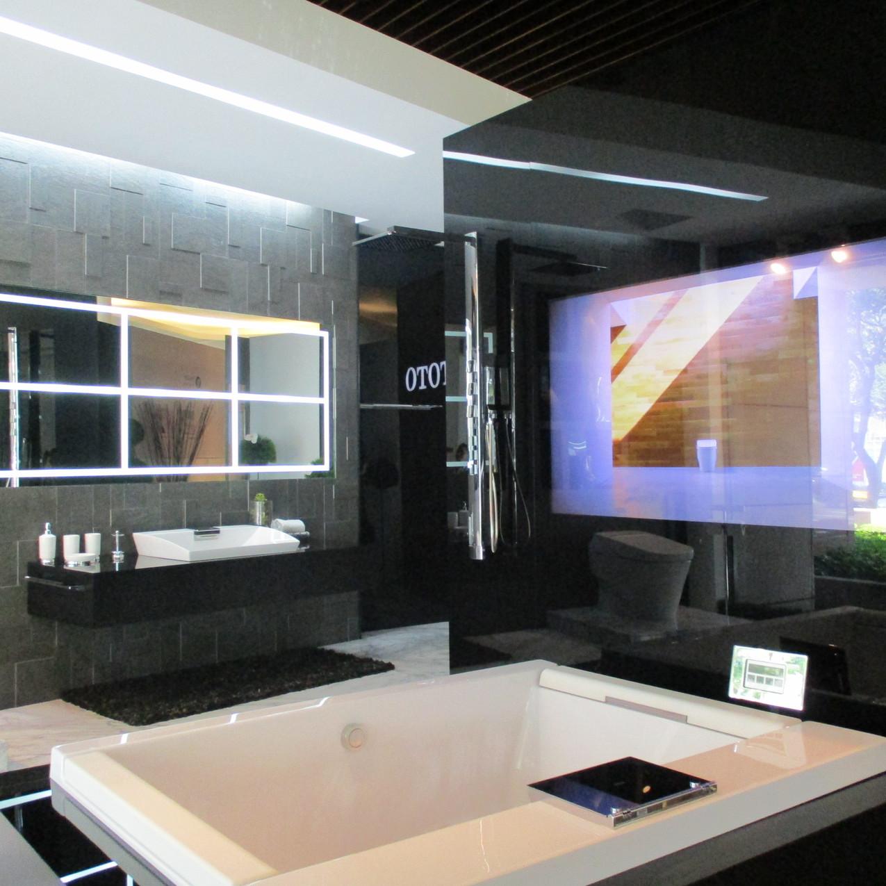 TOTO 浴室展示