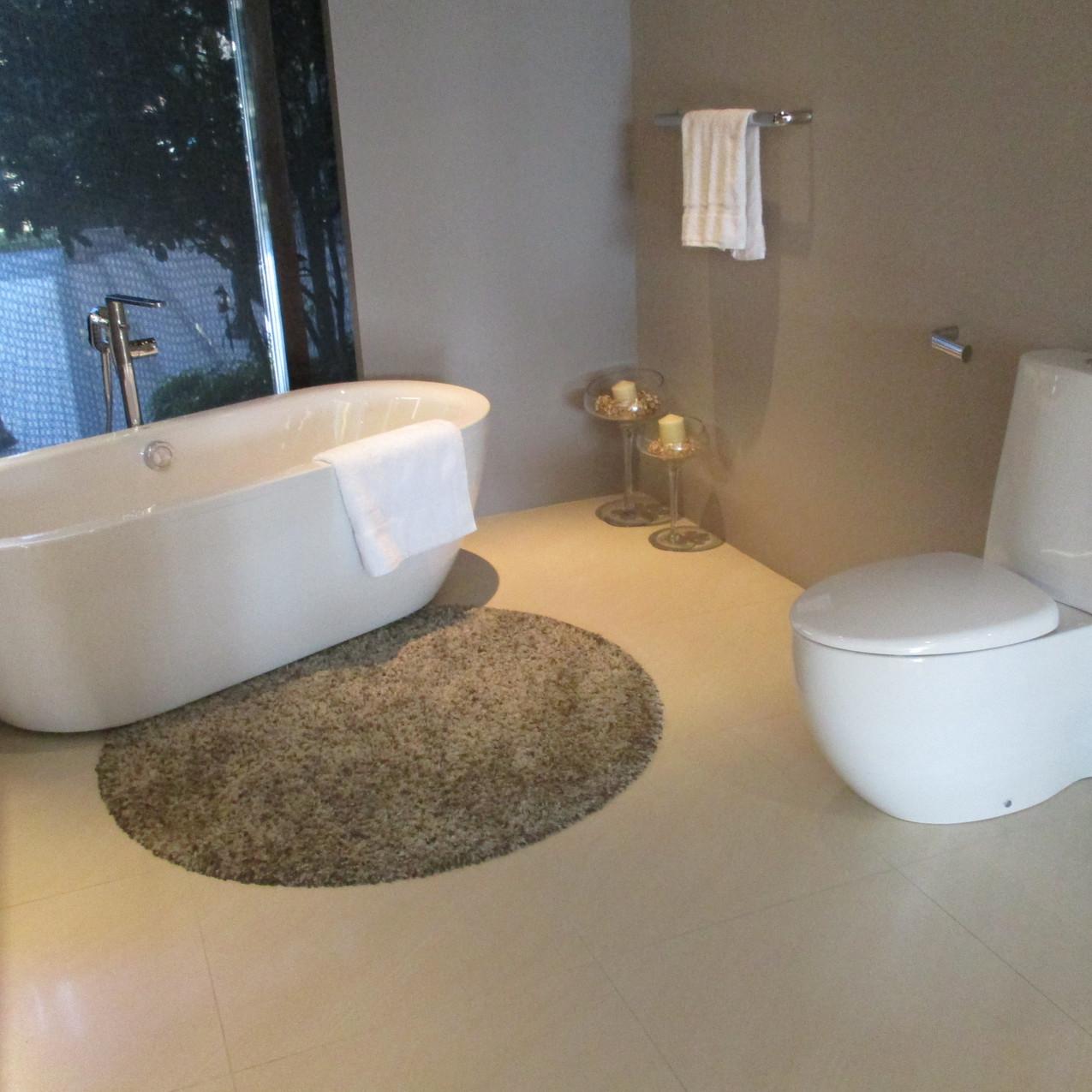 浴室・トイレ展示
