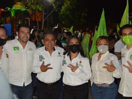 Hoy iniciamos el camino hacia un mejor futuro para Corregidora.