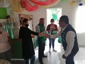 PRESENTA JAVIER NAVARRETE PROPUESTA DE SECRETARIA DE EDUCACION MUNICIPAL.