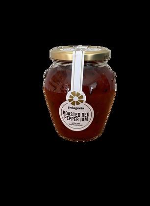 Roasted Red Pepper Jam