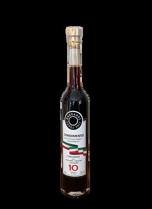 Condimento con Aceto Balsamico di Modena IGP