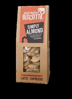 Biscotti -Mandel