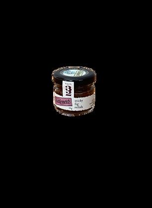 Sticky Fig Relish - Mini jar