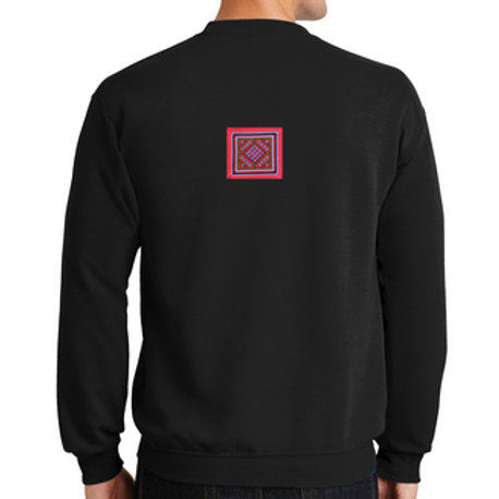 Hmong Crew Neck Sweater