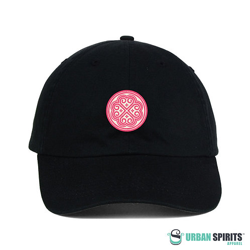 Hmong Emblem Structured Cap