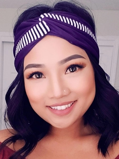 Modern Hmong Headwrap