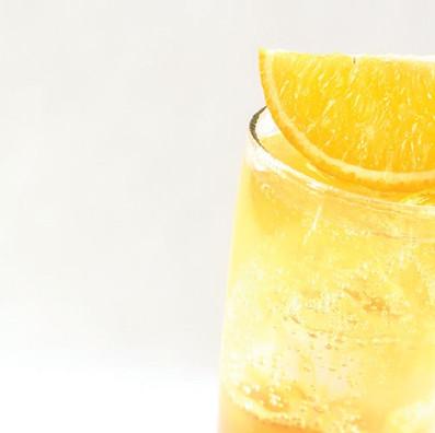 Oaxaca Sunset cocktail