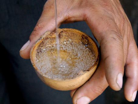 El proceso artesanal del mezcal