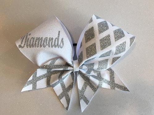 Diamonds Bow