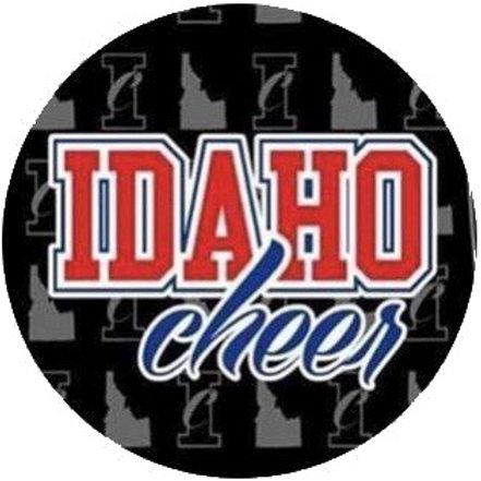Idaho Cheer Pop Socket