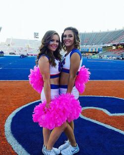 Kallie Booth & Tabitha Claiborne BSU