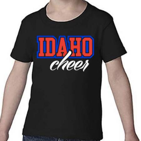 Toddler T-shirts (Glitter)