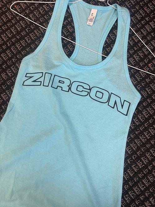 Zircon Vinyl Tank